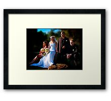 Bridal Party Framed Print