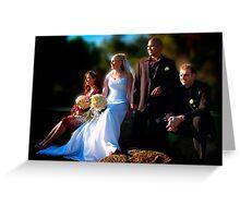 Bridal Party Greeting Card