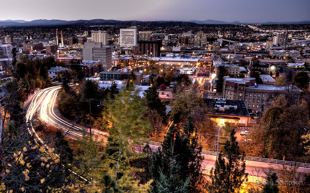 Spokane by Bailey Sampson