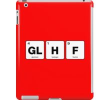 GLHF Periodic Table iPad Case/Skin