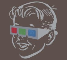 RGB glasses by Reece Ward