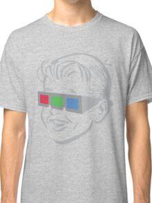 RGB glasses Classic T-Shirt