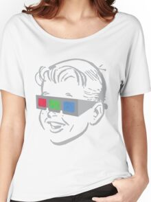 RGB glasses Women's Relaxed Fit T-Shirt