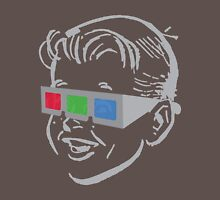 RGB glasses Unisex T-Shirt