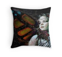 Butterfly Dreams Too Throw Pillow