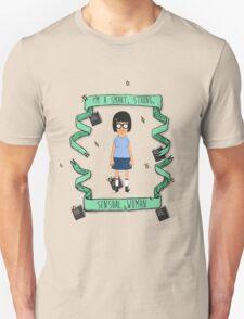smart, strong, sensual woman Unisex T-Shirt