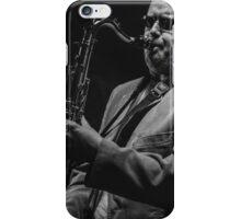 Saxophonist iPhone Case/Skin
