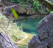 Rock pool (Cuba) by jdmphotography