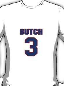 National Hockey player Butch Bouchard jersey 3 T-Shirt