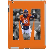 M is for Manning iPad Case/Skin