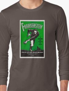 Vintage Frankenstein 1931 Long Sleeve T-Shirt