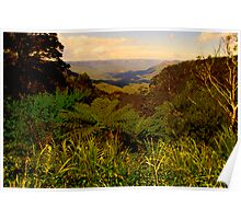 View - The Blue Mountains - The HDR Series Poster