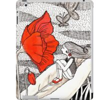 Poppy Love iPad Case/Skin