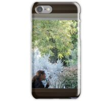 Push Pops on the Patio iPhone Case/Skin