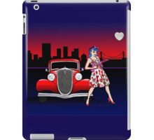 St Valentine's Day Rockabilly Massacre iPad Case/Skin