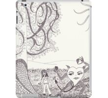Squids And Hearts iPad Case/Skin