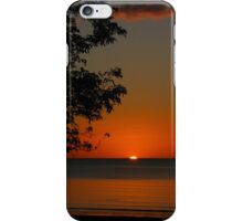 As the Sun Goes Down iPhone Case/Skin