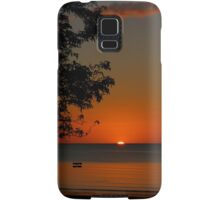 As the Sun Goes Down Samsung Galaxy Case/Skin