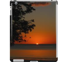 As the Sun Goes Down iPad Case/Skin