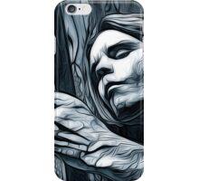 "Bob Weir ""Destination Unknown"" Grateful Dead psychedelic image iPhone Case/Skin"