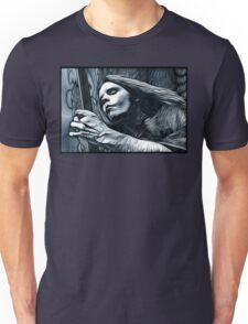 "Bob Weir ""Destination Unknown"" Grateful Dead psychedelic image Unisex T-Shirt"