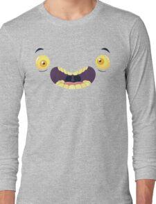 Monster Mugs - Cray Cray Long Sleeve T-Shirt