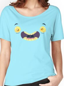 Monster Mugs - Cray Cray Women's Relaxed Fit T-Shirt