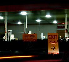 Petroleum Bypass by Bruce  Watson