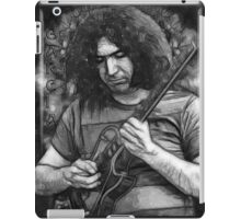 "Jerry Garcia - ""Young Dark Star"" 1967 Grateful Dead iPad Case/Skin"