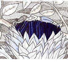 Cerulean Dreams by Cynthia Arre