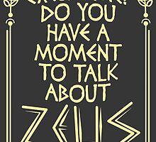 Zeus by papabuju