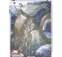 The Walls of Troy iPad Case/Skin