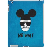 Mr. Walt iPad Case/Skin