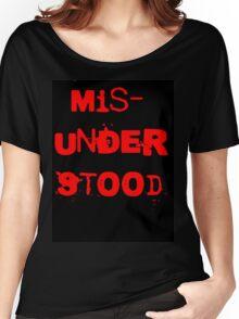 Misunderstood Women's Relaxed Fit T-Shirt
