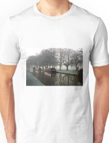 Visitor Moorings Beside Shobnal Fields Unisex T-Shirt