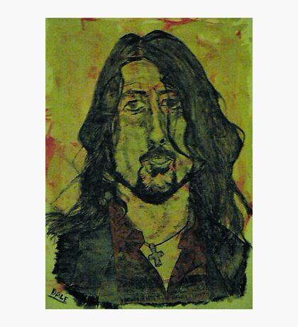 Dave  Grohl Photographic Print