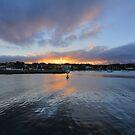 Ulladulla Harbour Sunset by Christopher Meder
