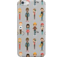 The Cool Kids iPhone Case/Skin