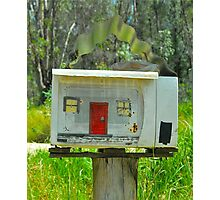Little House Box # 10 Photographic Print