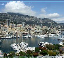 Monte Carlo by Nira Dabush