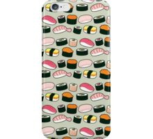 Oishi Sushi Pattern iPhone Case/Skin