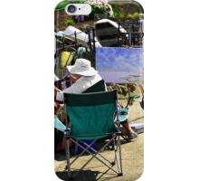 Artist at Work, Seaview iPhone Case/Skin