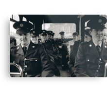 Transport Police Metal Print