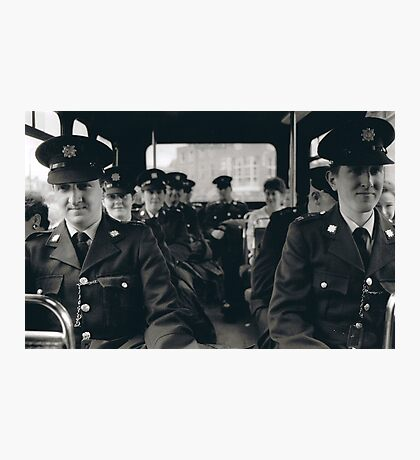 Transport Police Photographic Print