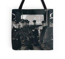 Transport Police Tote Bag