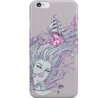 I Long for the Freedom of the Sea iPhone Case/Skin