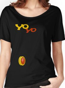 yo-yo Women's Relaxed Fit T-Shirt