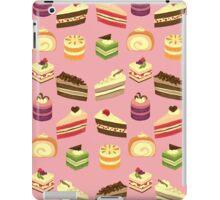 Cake Buffet Pattern iPad Case/Skin