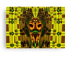 Egyptian Mummy Canvas Print