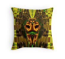 Egyptian Mummy Throw Pillow